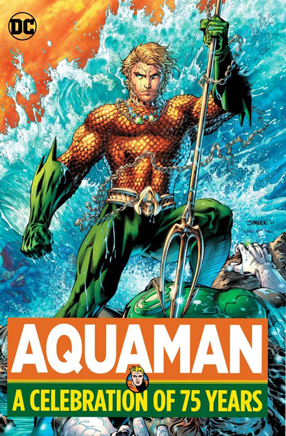 Boy, they couldn't give us an Aparo cover?