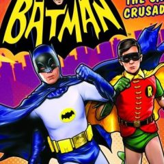 FIRST REVIEW! BATMAN: RETURN OF THE CAPED CRUSADERS