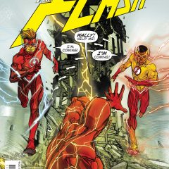 EXCLUSIVE Preview: THE FLASH #9