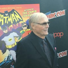 ADAM WEST Talks BATMAN: RETURN OF THE CAPED CRUSADERS