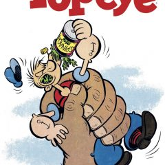 EXCLUSIVE Preview: POPEYE CLASSIC COMICS #51