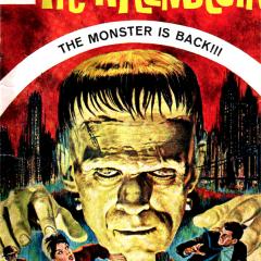 REEL RETRO CINEMA: Frankenstein