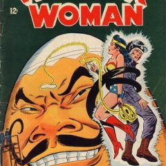 13 COVERS: WONDER WOMAN in the Silver Age