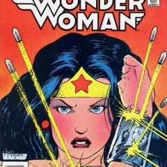 13 COVERS: WONDER WOMAN in the Bronze Age