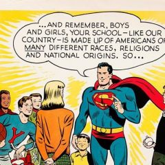 How Can You Love SUPERMAN and Still Be an Intolerant Bully?