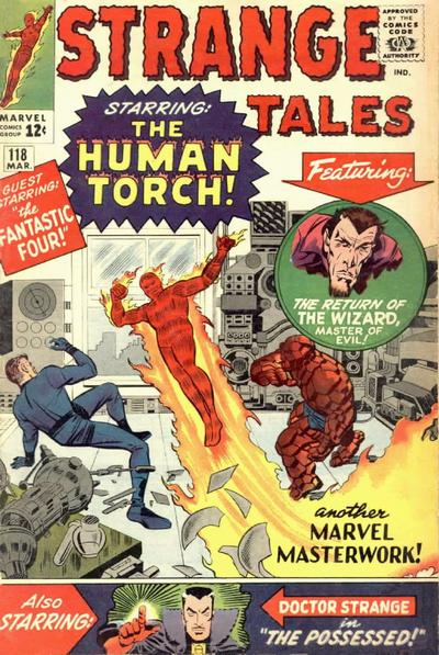 That's Kirby and Chic Stone, with Ditko squeezed in at the bottom...