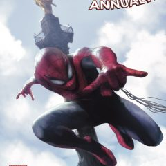 EXCLUSIVE Preview: AMAZING SPIDER-MAN ANNUAL #1
