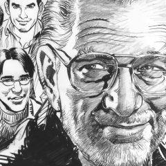 13 DAYS OF THE NEAL ADAMS GALLERY: Tribute to JOE KUBERT