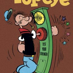 EXCLUSIVE Preview: POPEYE CLASSIC COMICS #52