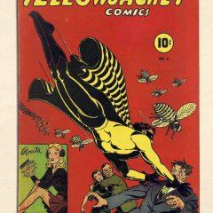 13 DAYS OF SUPER WEIRD HEROES: Yellowjacket!