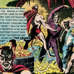 13 DAYS OF SUPER WEIRD HEROES: The Deacon!