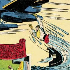 13 DAYS OF SUPER WEIRD HEROES: Hydroman!