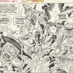13 DAYS OF JACK KIRBY: PENCILS AND INKS #6