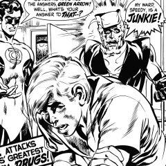 13 DAYS OF THE NEAL ADAMS GALLERY: Speedy is a Junkie!