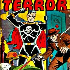 13 COVERS: BLACK FRIDAY Means… BLACK TERROR!