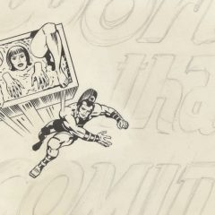 13 DAYS OF JACK KIRBY: PENCILS AND INKS #9