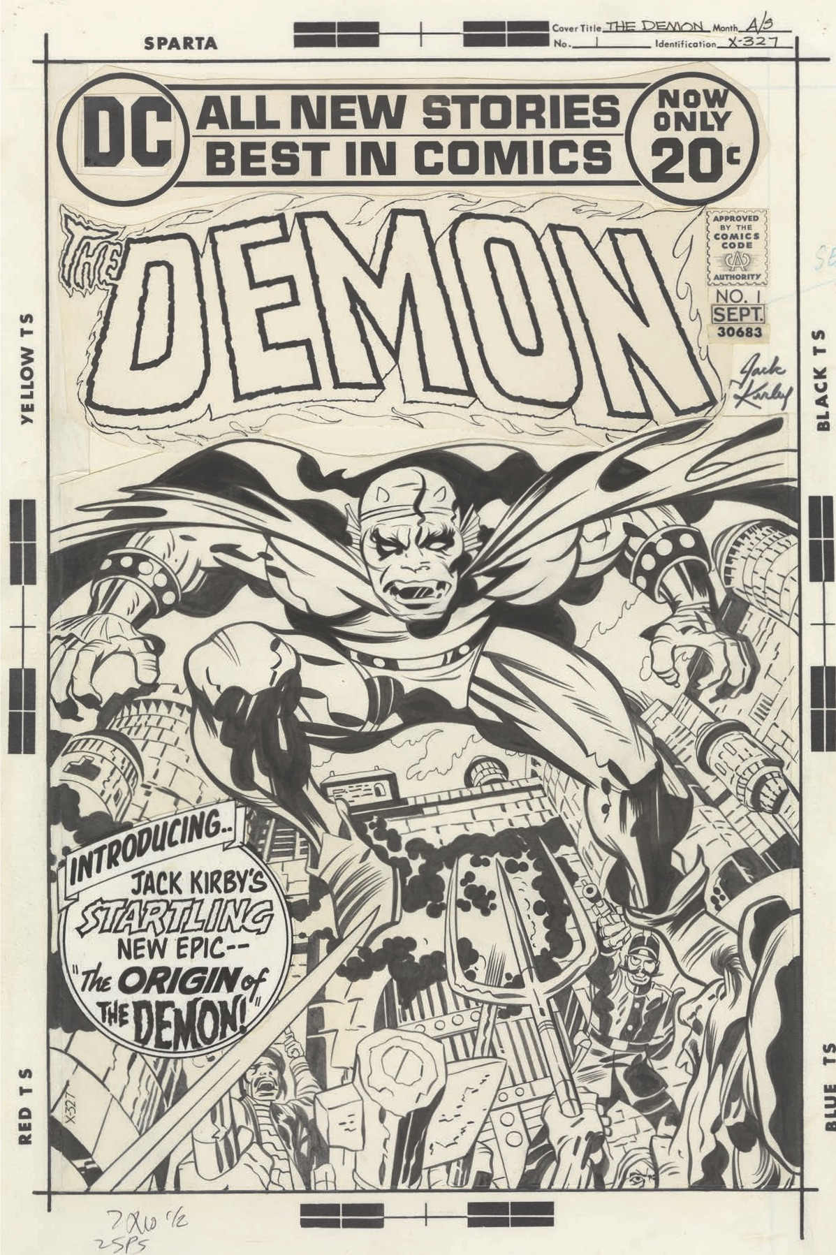 jackkirby_pencils_inks-lodemon1ink