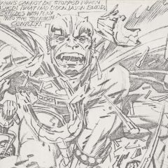 13 DAYS OF JACK KIRBY: PENCILS AND INKS #4