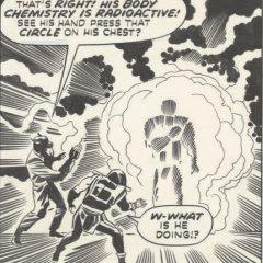 13 DAYS OF JACK KIRBY: PENCILS AND INKS #7