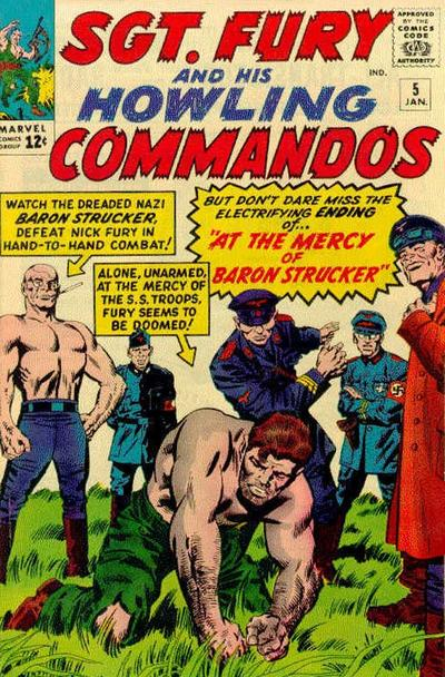 Kirby pencils, George Roussos inks