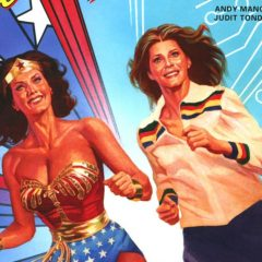REVIEW: WONDER WOMAN '77 MEETS THE BIONIC WOMAN #1