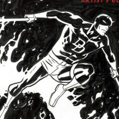 EXCLUSIVE Preview: Chris Samnee's Daredevil Artist's Edition