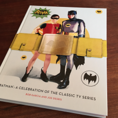 REVEALED! The Inside Scoop on the New BATMAN '66 Book