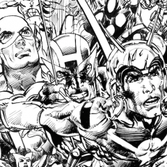 13 DAYS OF THE NEAL ADAMS GALLERY: Avengers Assemble!