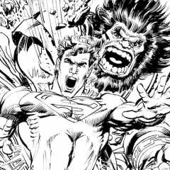 13 DAYS OF THE NEAL ADAMS GALLERY: Coming of the Supermen