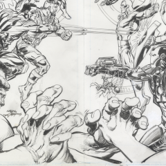 13 DAYS OF THE NEAL ADAMS GALLERY: Civil War!