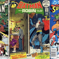 13 COVERS: A Very Bronze Age Christmas!