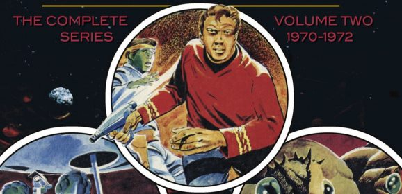 EXCLUSIVE Preview! STAR TREK: THE CLASSIC UK COMICS Vol. 2