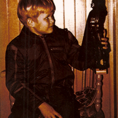 13 PHOTOS: Growing Up Star Wars