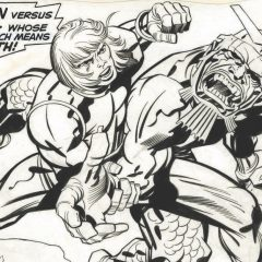 13 DAYS OF JACK KIRBY: PENCILS AND INKS #13