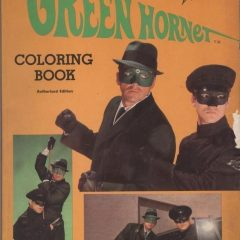 13 COVERS: A VAN WILLIAMS GREEN HORNET Tribute