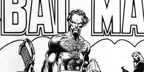 13 DAYS OF THE NEAL ADAMS GALLERY: Batman #244