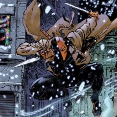 DEATHSTROKE: Using an Assassin to Tell a Story About Gun Violence
