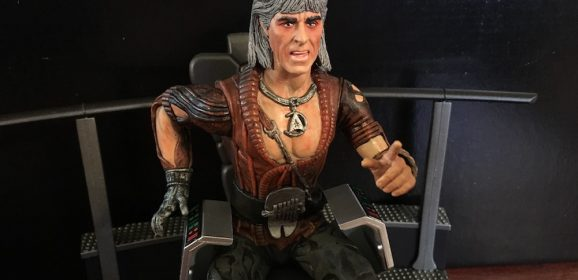 KHAAAAAAAN!: This Action Figure Will Take Over Your Shelf