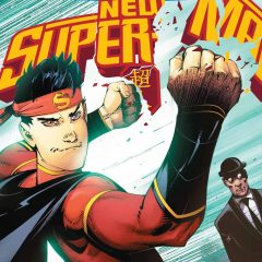 EXCLUSIVE Preview: NEW SUPER-MAN #7