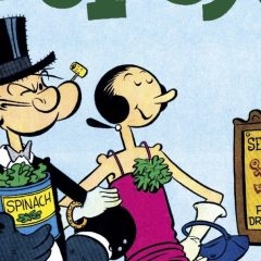 EXCLUSIVE Preview: POPEYE CLASSIC COMICS #54