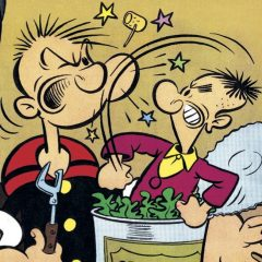 EXCLUSIVE Preview: POPEYE CLASSIC COMICS #55