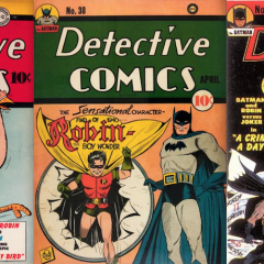 13 COVERS: A JERRY ROBINSON Birthday Celebration