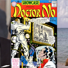 The Curious Case of When James Bond Joined the DC Universe