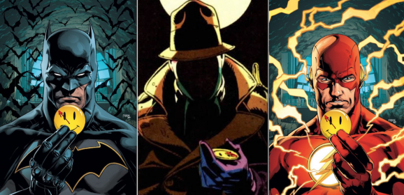 Why It's OK That WATCHMEN and the DC UNIVERSE Will Collide