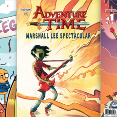 13 Great ADVENTURE TIME Comics You Must Read