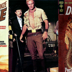REEL RETRO CINEMA — Doc Savage: The Man of Bronze