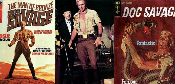 REEL RETRO CINEMA — Doc Savage: The Man of Bronze