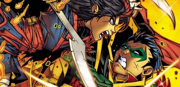 EXCLUSIVE Preview: TEEN TITANS #4