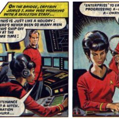 13 Bizarre Differences Between STAR TREK and Its Wacky UK Comics