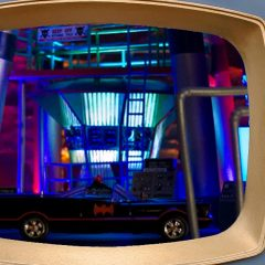 EXCLUSIVE SNEAK PEEK: Factory's 1966 BATCAVE Is Wired for Light